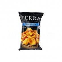 Gluténmentes terra édesburgonya chips 110g