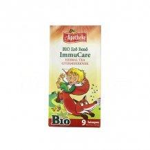 Apotheke bio gyermek immucare herbal tea 20x1,5g 30g