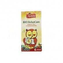 Apotheke bio gyermek relaxcare herbal tea 20x1,5g 30g