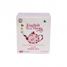 Bio ets fehér tea 8db