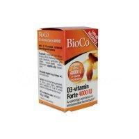 Bioco d3-vitamin forte 4000iu tabletta 100db
