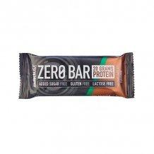 Biotech zero bar csokoládé-mogyoró 50g