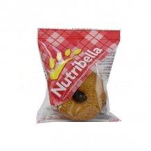 Nutribella teljes kiőrlésű keksz meggyes almás öntettel 50g