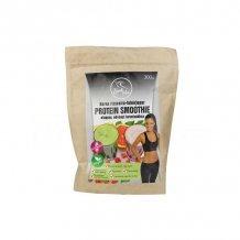Szafi free barna rizscsíra-fehérjepor protein smoothie alapp 300g