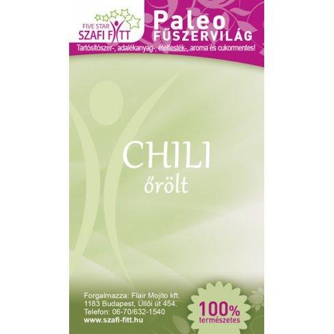 Szafi reform termékcsalád paleo chili őrölt fűszer 30g