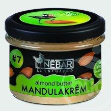 Nébar naturpro mandulakrém 180 g
