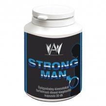 Strong man gyógynövényes kapszula 20db