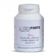 Allergy forte étrend-kiegészítő kapszula 60 db
