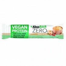 Absobar zero protein szelet mogyoróvaj