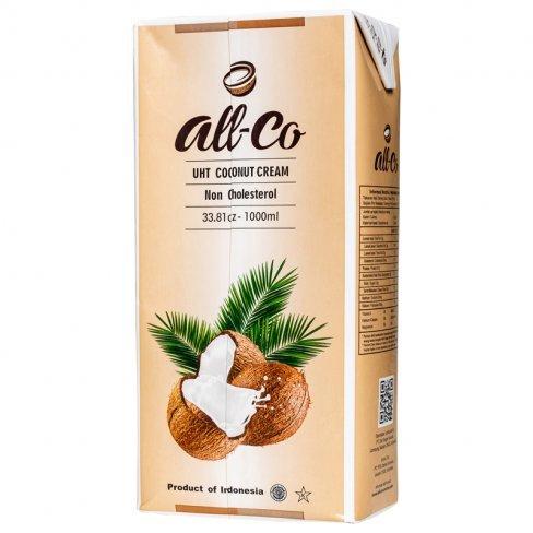 All-co kókusztejszín - 1000 ml