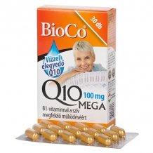 Bioco q-10 100mg mega kapszula 30db