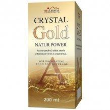 Crystal gold natur power 200ml