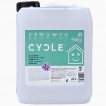 Cycle újrahasznosított általános felülettisztító utántöltő 10 liter