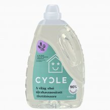 Cycle újrahasznosított általános felülettisztító utántöltő 3 liter