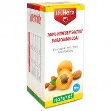 Dr.herz barackmag olaj 100% hidegen sajtolt 50ml