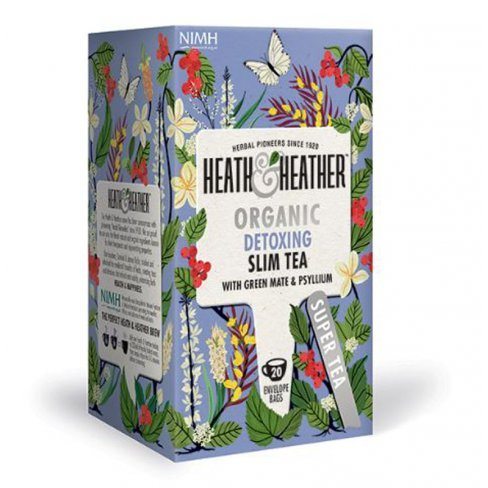 H&h szuper bio méregtelenítő tea 20 filter