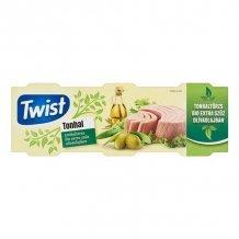 Twist tonhaltörzs bio extra szűz olivaolajban 240 g