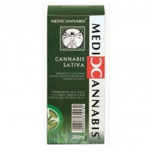 Vita crystal medicannabis olaj 200ml