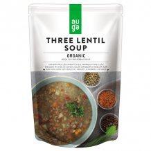 Auga bio vegán leves 3-féle lencse 400g