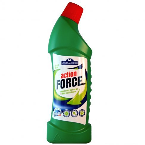 Vásároljon Action Force wc tisztitó 1L Citrom terméket - 295 Ft-ért
