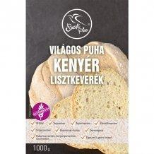 Szafi free világos puha kenyér lisztkeverék 1000g