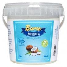 Barco kókuszolaj / kókuszzsír sütéshez főzéshez vödörben 500ml