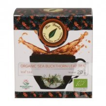 Bio berta bio homoktövis levél tea szálas 20g