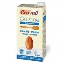 Ecomil bio mandula főzőalap 500ml