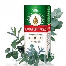 Medinatural eukaliptusz 100% illóolaj 10ml