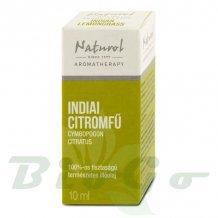 Naturol indiai citromfű illóolaj 10ml