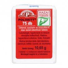 Polisett édesítő tabletta 75db