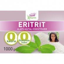 Szafi reform termékcsalád eritritol (eritrit) 1000g