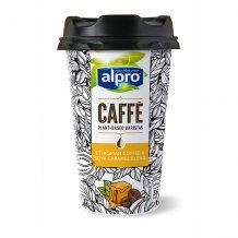 Alpro kávés szójaital karamell ízesítéssel 235ml