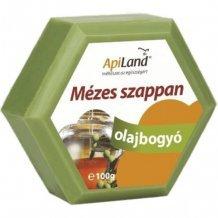 Apiland méz és olajbogyós szappan 100 g