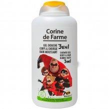 Corine de farme disney hihetetlen család 3in1 samp-tusf-habf 500 ml