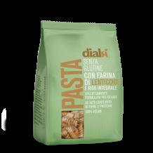 Dialsí cukorborsó-barna rizsliszt tészta penne 240 g
