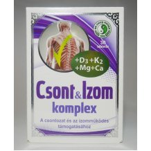 Dr.chen csont&izom komplex tabletta