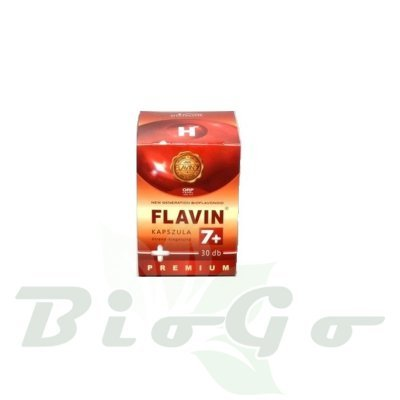 Flavin 7 h prémium kapszula 30db