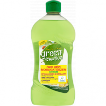 Green emotion öko kézi mosogatókoncentrátum citromos 500ml