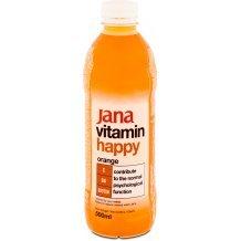 Jana vitaminvíz happy narancs ízű 1500 ml