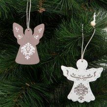 Karácsonyi fa akaszt.csill.+angy.456922