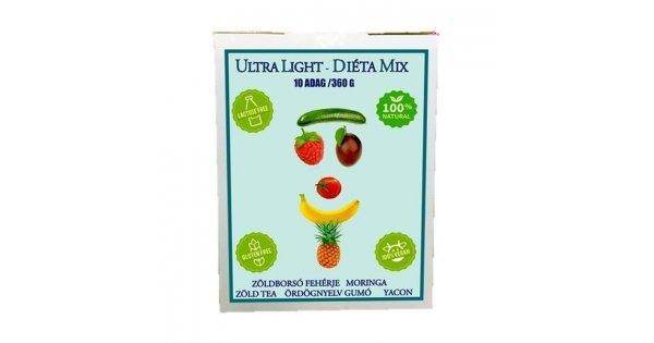 ultra light diéta)