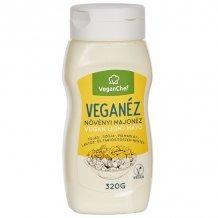 Veganchef veganéz light növényi majonéz 320g