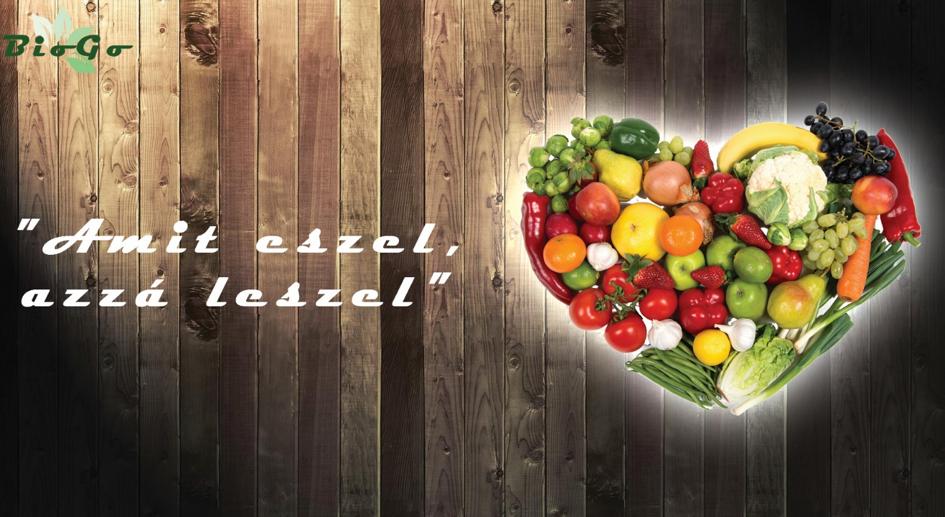 Reform élelmiszerek - Amit eszel, azzá leszel!